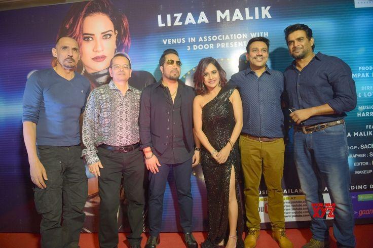Mumbai: Launch of Lizaa Malik's new single  Manav Gohil, R. Madhavan and Mika Singh - Social News XYZ