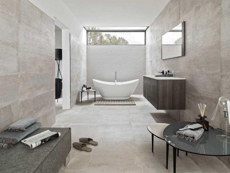 Baldosas Baño Porcelanosa:Baldosa de baño / de pared / de cerámica / pulida NEWPORT GRAY