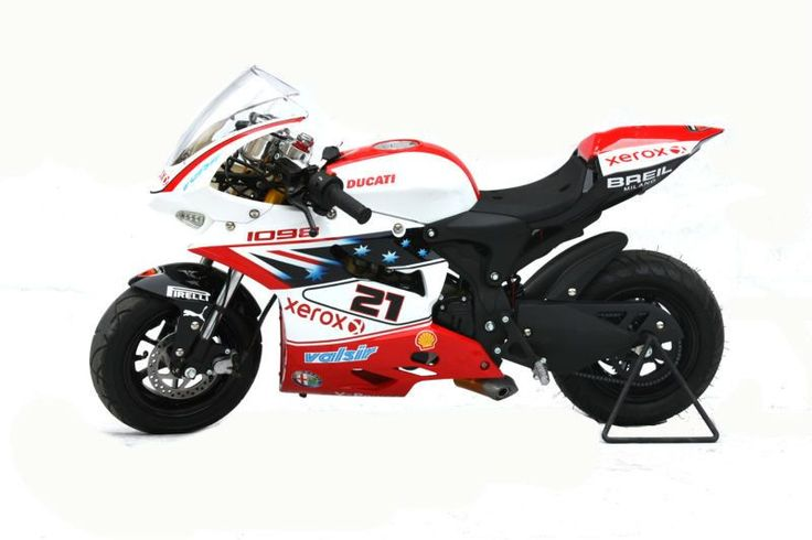 x18 Super Pocket Bike 90cc - Automatic
