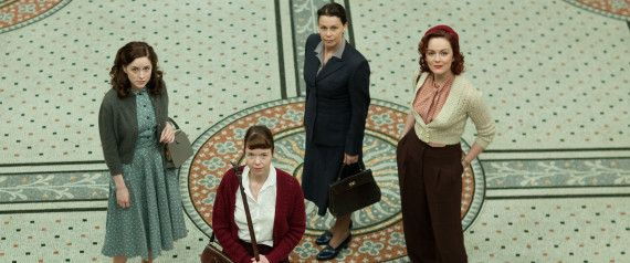 There's an entire genre -- Vulture calls it British Women Getting It Done -- where women take matters into their own hands to solve crimes, save lives and sometimes, God forbid, knock a few strands of hair out of place. These ladies aren't your mother's Miss Marple.