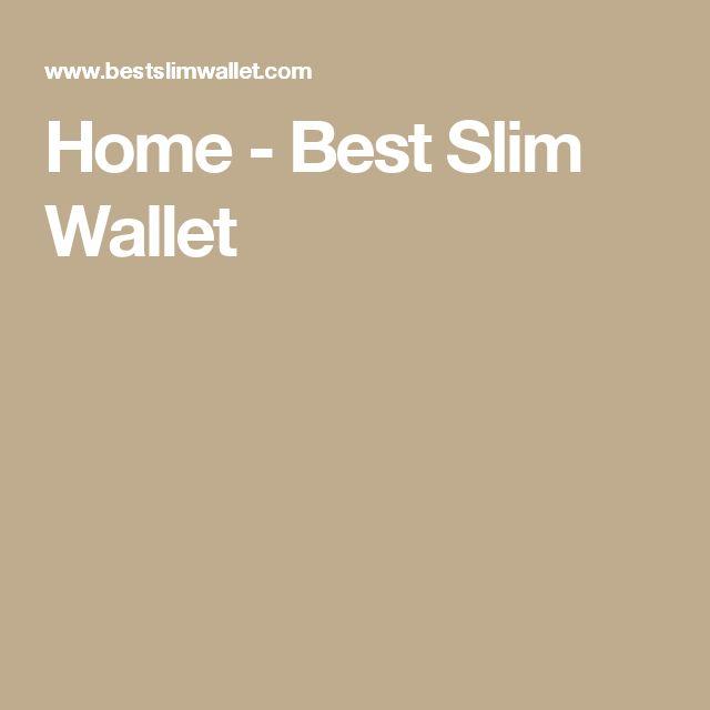 Home - Best Slim Wallet