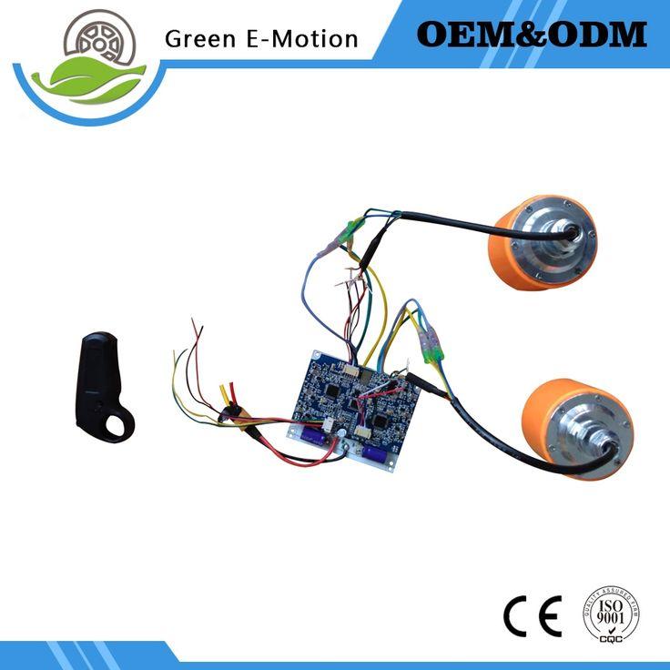 "198.00$  Buy here  - ""Remote control 3"""" electric skateboard hoverboard Motor kit Smart Control Skatebaord Motor kit electric skateboard Motor kit """