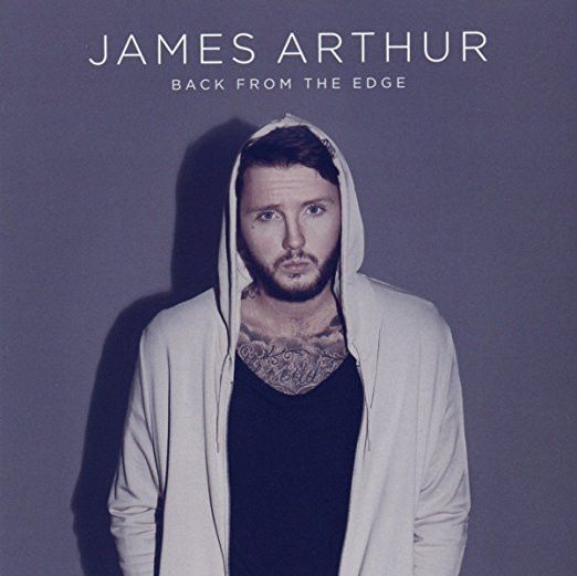 UK X Factor winner James Arthur returns with his second album Back From The Edge on October 28th. Recorded in London and Los Angeles, and co-written with some of the world's A-list songwriters and pro