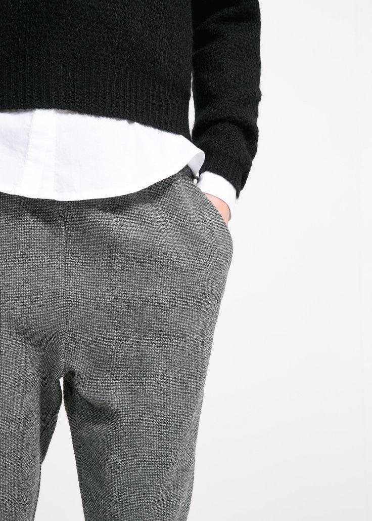 Fashion Mood // Black and Grey //The Dapper Crow