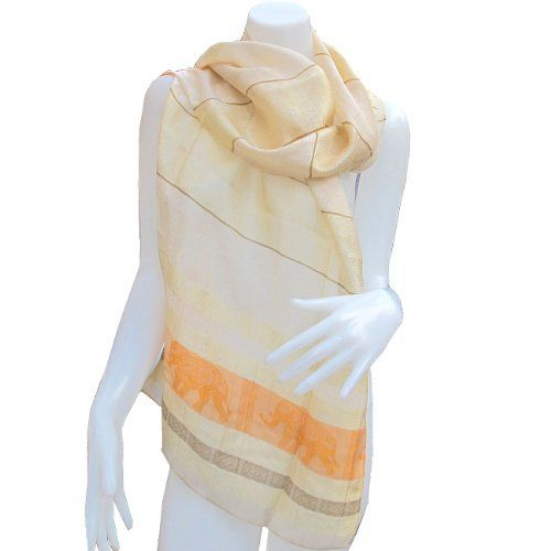 "BIG ELEPHANT BIG POWER REALY NICE & LOVELY Scarf Shawl Pashmina Wrap Throw - Over 1000 beautiful colours to choose from (Approx. 20 x 75 (70% Cotton/30% Polyester) HandWash This fashionable pashmina scarf, wrap or shawl is the perfect finishing touch to almost any outfit. by HelloThailand. $7.99. BIG ELEPHANT BIG POWER REALY NICE & LOVELY Scarf Shawl Pashmina Wrap Throw - Over 1000 beautiful colours to choose from (Approx. 20"" x 75"" (70% Cotton/30% Polyester) HandWash T..."