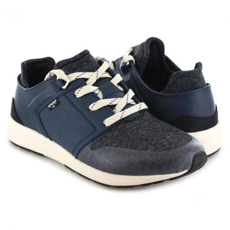 Levi´s Footwear BLACK TAB RUNNER Dark Blue Sneaker - blau   Trendiger Herren  4