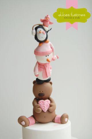 Sweet Tower Modeled - CakesDecor