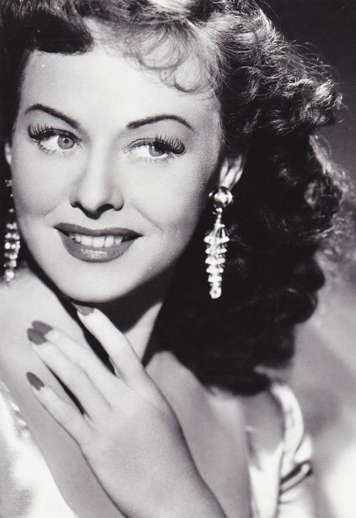 Paulette Goddard - born June 3rd, 1910 Long Island, New York - she died on April 23, 1990 at age 79