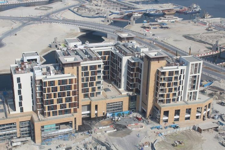 Dubai Properties nears completion of Culture Village tower project near newly opened canal