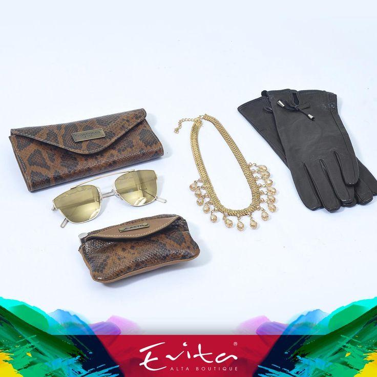 #Accesorios #Guantes #Collar #Gafas #Otoño #Invierno