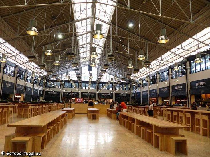 Visite de Lisbonne en 4 jours - Mercado da Ribeira