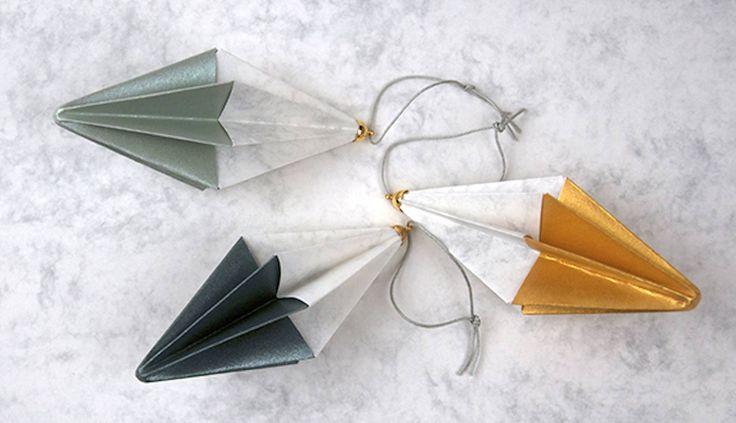 Origmai Paper Art produkter fra Himmelhesten er et mekka for dig, som sætter pris på et arkitektonisk æstetisk design-håndværk, og som elsker håndfoldet japansk papir-design med et skandinavisk twist House of Bæk & Kvist - www.houseofbk.com