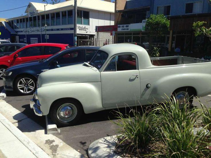 Holden FJ 1953 ute