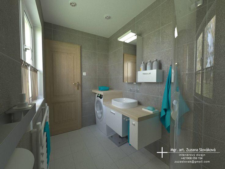 Kúpelňa pre MiNi SPACE byvajlacno.sk