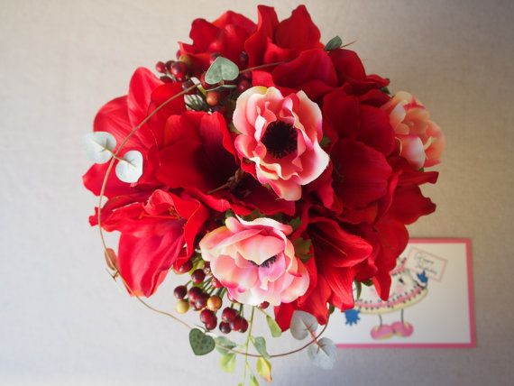 best 25 composition florale artificielle ideas on pinterest fleurs artificielles mariage. Black Bedroom Furniture Sets. Home Design Ideas