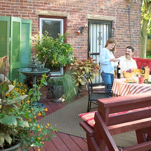 13 tips to make your deck more private decks home