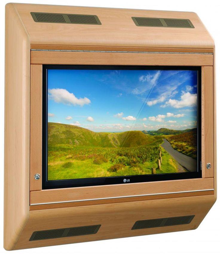 anti-ligature tv cabinet