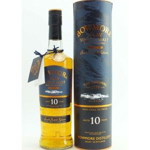 Bowmore Tempest 10 Year Old