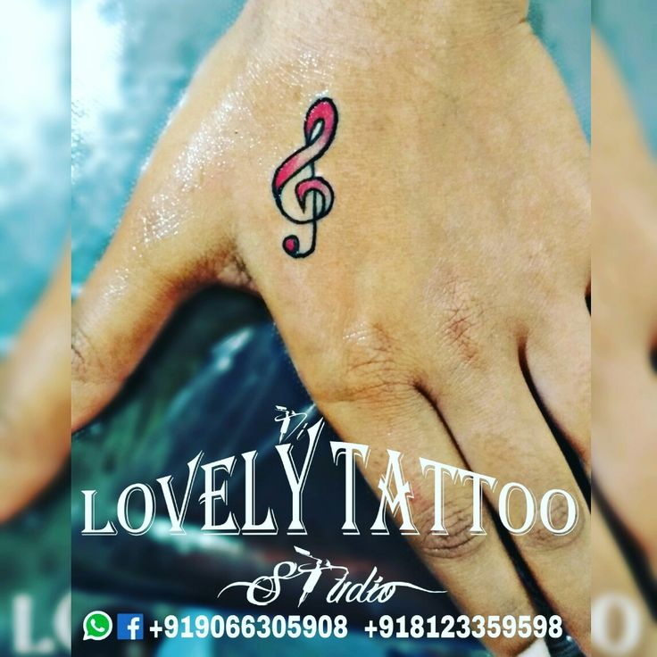 Tattoo Designs Amma: Best 25+ Small Music Tattoos Ideas On Pinterest