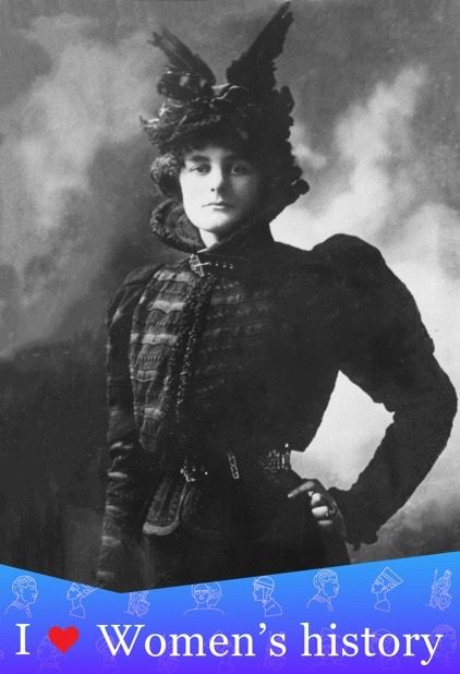 Maud Gonne MacBride (1866-1953) was an English-born Irish revolutionary, suffragette and actress. Of Anglo-Irish stock and birth, she was won over to Irish nationalism by the plight of evicted people in the Land Wars. She also actively agitated for Home Rule.