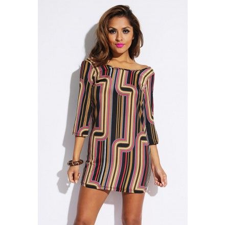 Aztec dress 39.95 at Destiny