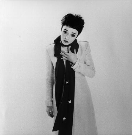 Carmen Consoli in una foto del 2001