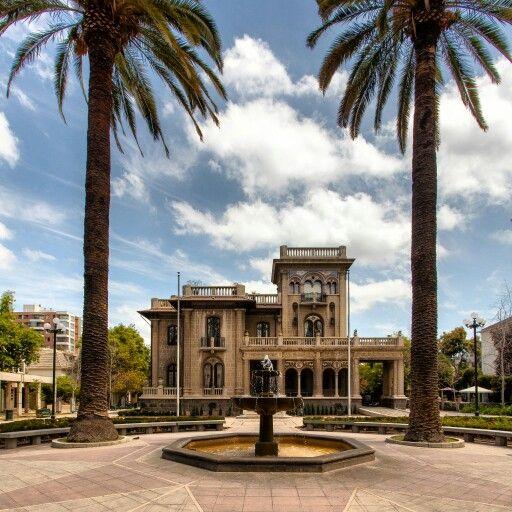 Municipalidad de Providencia. Santiago de Chile. Chile
