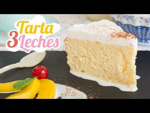 Soft and Moist Tres Leches Cake - Cooking Video Episode #8 - Honest & Tasty - YouTube