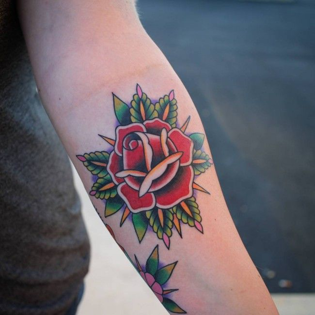 50  Great American Traditional Tattoo Designs and Ideas