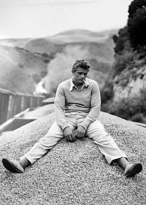 "1bohemian: ""James Dean in East of Eden, 1954. """