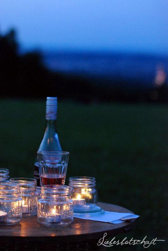 Message of Love: Night Picnic