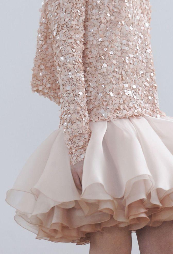 Défilé Julien Fournié Printemps-été 2014 Haute couture