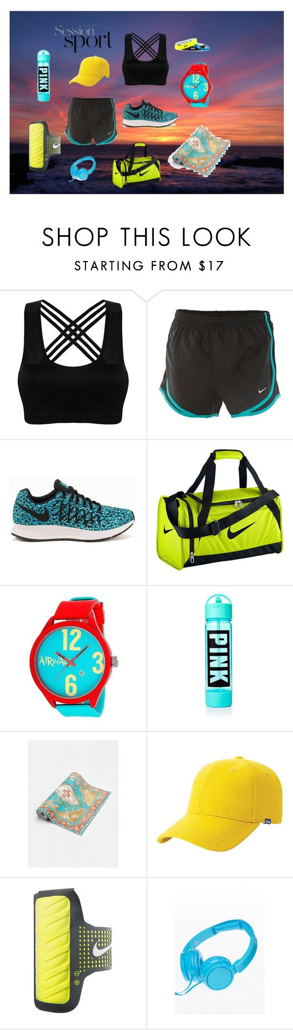 MiMi'z Sport Wear by ciakie29 on Polyvore featuring NIKE, Everlast, Keds, Under Armour, women's clothing, women's fashion, women, female, woman and misses