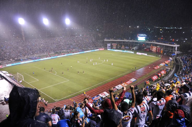 El último juego de #Rayados fue en la Jornada 17 del Clausura 2015, Monterrey se jugó ante Pumas.