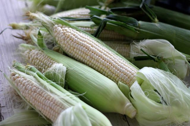 A Bountiful Kitchen: Cooler Corn for 50-350