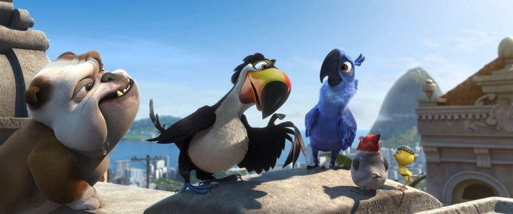 {{Animation HD}} Watch Rio 2 Full Movie Streaming Online