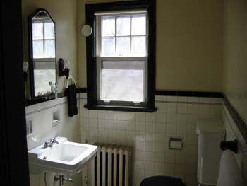 16 best brick images on pinterest brick pathway garden for Bathroom ideas 1930s semi