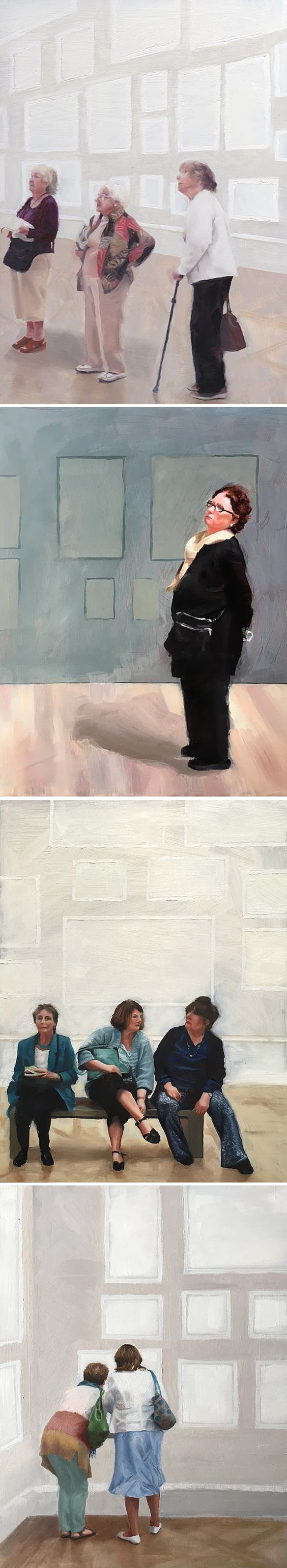 paintings by julia hall