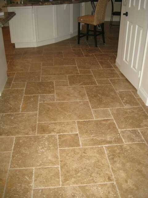 Travertine Flooring Kitchen Pinterest The O Jays