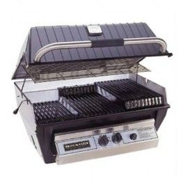 If you're looking for one of the top five gas grills for sale, the Broilmaster P3X Premium Series Gas Grill fits the bill. The Broilmaster P3X Premium Series Gas Grill features Broilmaster's legendary bowtie burner which provides exceptional heat distribution through all of this gas grills temperature settings.