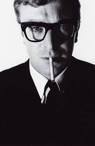 """Michael Caine - """"Be like a duck. Remain calm on the surface and paddle like hell underneath."""""""