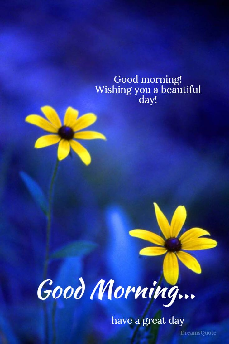 10 Inspirational Good Morning Quotes and Wishes with Beautiful ...