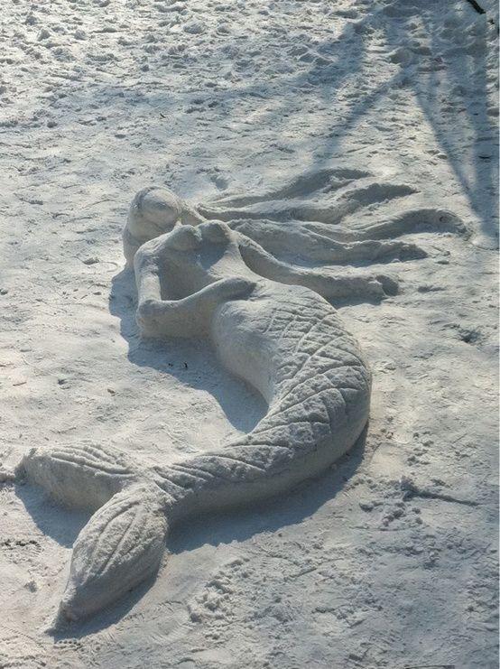 ♒ Mermaids Among Us ♒ art photography paintings of sea sirens & water maidens -