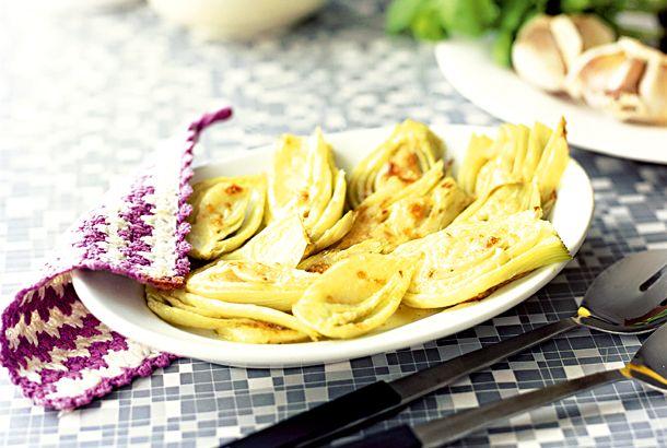 Parmesangratinerad fänkål | Recept.nu