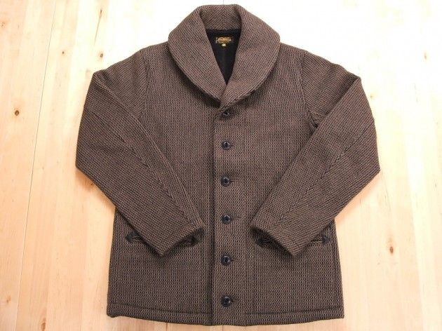1920′s Shawl Collar Coaches Jacket  (Russell athletic Archive by John Lofgren)