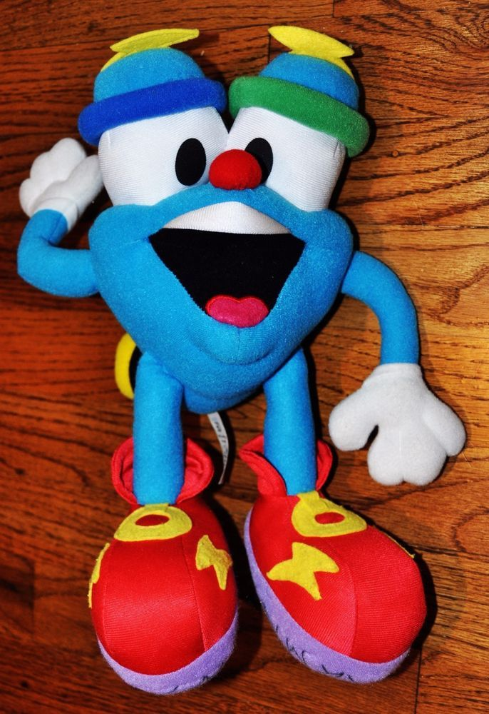 1996 IZZY Mascot Plush AUTHENTIC ATLANTA OLYMPIC GAMES COLLECTION  | eBay