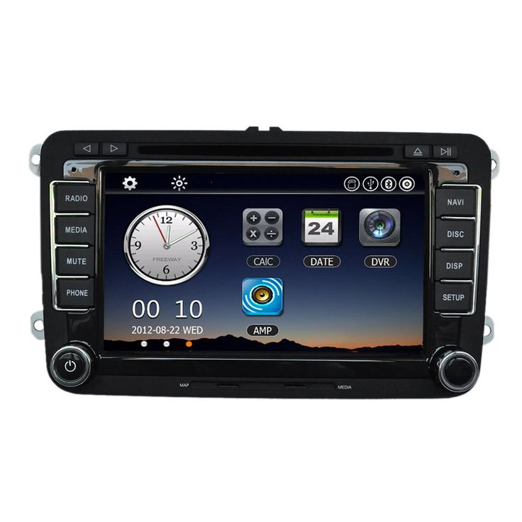 """Universal Car 7"""" 1080P HD DVD Player Bluetooth GPS Sales Online europe - Tomtop  #auto #moto #car #accessories"""