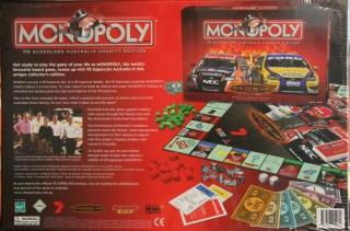 Monopoly V8 Supercar Lucha contra el cáncer en Australia