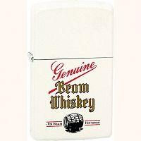 ZAP.Jim Beam Genuine, White Matte