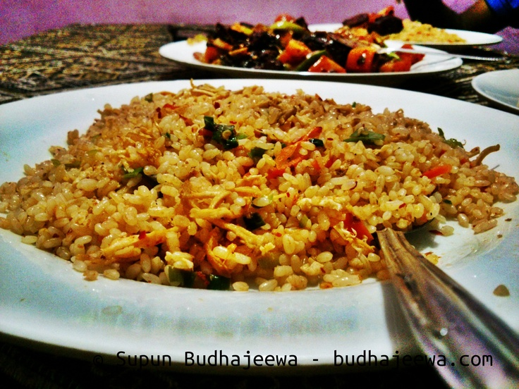 Chicken Fried Rice - http://wp.me/p3glhN-X #chicken #food #friedRice #lunch #rice
